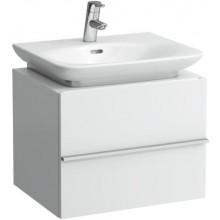 LAUFEN CASE skříňka pod umyvadlo 550x430x425mm s jednou zásuvkou, bílá lesk