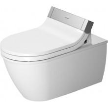 WC závěsné Duravit odpad šikmý Darling New s vč. připojení Sensowash  bílá