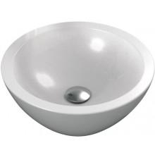IDEAL STANDARD STRADA O umyvadlo 425x425mm na desku, kruh, bez otvoru bílá Ideal Plus K0783MA