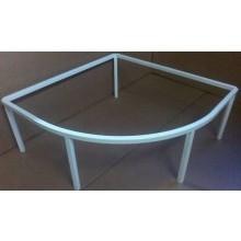 HÜPPE EASY STEP nastavitelný podstavec 800-1800x700-1000mm