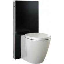 GEBERIT MONOLITH sanitární předstěnový modul pro stojící WC 48,5x10,6x101cm, černá