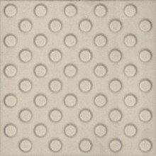 RAKO TAURUS INDUSTRIAL speciální tvarovka 30x30cm, pro nevidomé, Super White