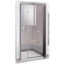 RAVAK FINELINE PFSD2 EXCLUSIVE sprchové dveře 900x1900mm levé, chrom/transparent