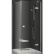Zástěna sprchová boční Ravak sklo SmartLine SMPS-80 R 800x1900mm chrom/transparent