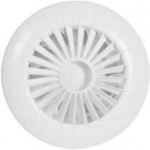 HACO AV PLUS 100 T axiální ventilátor prům. 100mm, stropní, s časovým doběhem, bílý