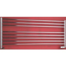P.M.H. SORANO SNLW koupelnový radiátor 905480mm, 299W, bílá