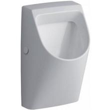 KERAMAG RENOVA NR. 1 PLAN pisoár 32,5x58cm, s automatickým splachovačem, odpad dozadu, 05l, bílá/Keratect 235118600