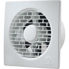 """VORTICE PUNTO FILO MF 100/4""""T ventilátor odsávací axiální, s ultratenkou mřížkou, s časovým doběhem, bílá"""