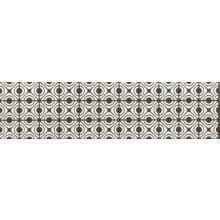 NAXOS CRYSTAL listela 12,5x45cm, sklil 68375
