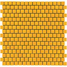 IMOLA SHADES mozaika 30x30cm dark yellow, MK.SHADES 30Y