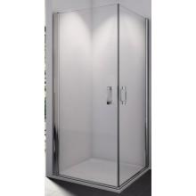 SANSWISS SWING LINE SLE1G sprchové dveře 900x1950mm levé, jednodílné, křídlové, aluchrom/čiré sklo