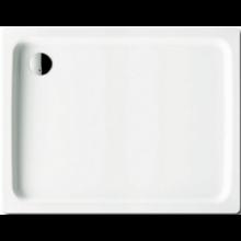 KALDEWEI DUSCHPLAN 555-1 sprchová vanička 800x1200x65mm, ocelová, obdélníková, bílá, Antislip