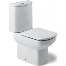 WC mísa Roca odpad vario Dama Senso  bílá