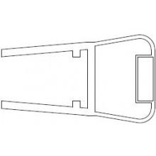 RAVAK profil 1822mm, magnetický, přímý