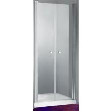 Zástěna sprchová boční Huppe sklo Design elegance 900x1900 mm stříbrná lesklá/sand plus AP
