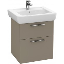 VILLEROY & BOCH VERITY DESIGN skříňka pod umyvadlo 450x390x575mm, bílá lesk B01800DH