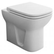 VITRA SHIFT WC mísa 360x700x400mm, vodorovný odpad, bílá