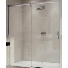 Zástěna sprchová dveře Huppe sklo Aura elegance 1400x1900mm stříbrná matná/čiré AP