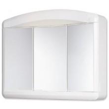 JOKEY MAX zrcadlová skříňka 65x54cm s 3D efektem, bez zářivky, plast