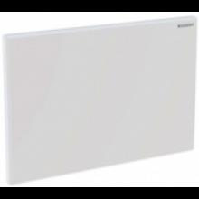 GEBERIT SIGMA krycí deska 24,6x16,4cm, pro splachovací nádržky pod omítku, alpská bílá 115.768.11.1