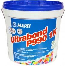MAPEI ULTRABOND P990 1K polyuretanové lepidlo 15kg, jednosložkové, průžné, béžová