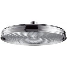 """Sprcha hlavová Hansgrohe Axor Montreux talířová d=240mm, 1/2"""" kartáčovaný nikl"""