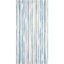 RAKO TULIP dekor 20x40cm, modrá
