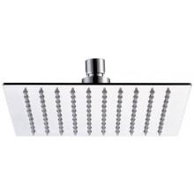 REMER FLAT hlavová sprcha 40x40cm bez ramínka, nerez lesk