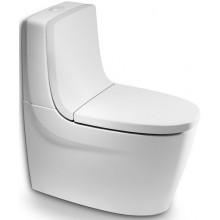 WC mísa Roca odpad vario Khroma inst. sady  bílá-maxiClean