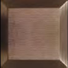 KERABEN ATELIER SARGA dekor 25x25cm, marrón KZA29003