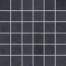 Dlažba Rako Clay mozaika 5x5 (30x30) cm černá