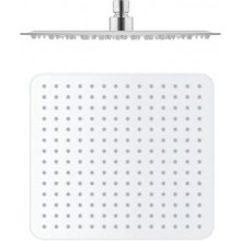 EASY hlavová sprcha 30x30cm pro pevnou sprchu, nerez EA0004
