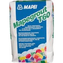 MAPEI MAPEGROUT T60 tixotropní malta 25kg, vyztužená vlákny, šedá