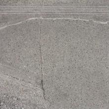 RAKO RANDOM schodovka 60x60cm, tmavě šedá