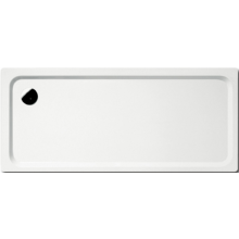 KALDEWEI SUPERPLAN XXL 412-2 sprchová vanička 1000x1400x43mm, ocelová, obdélníková, bílá, Perl Effekt, Antislip 431235003001