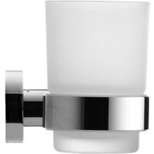DURAVIT D-CODE držák na skleničku 90x108x30mm, pravý, chrom