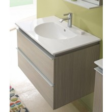 DURAVIT DARLING NEW skříňka pod umyvadlo 600x520mm závěsná, pine terra/pine terra DN647005151