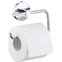 HANSGROHE LOGIS držák na toaletní papír 43mm, bez krytu, chrom 40526000