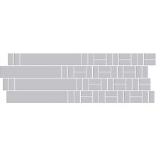 IMOLA LIGHT dekor 30x90cm grey, MU.LIGHT 39G
