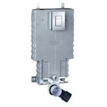 GROHE UNISET předstěnový modul pro WC 470x830mm s ovládacím tlačítkem, chrom