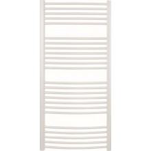 Radiátor koupelnový - CONCEPT 100 KTO 450/740 prohnutý 303 W (75/65/20) bílá
