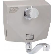 """AZP BRNO AUM 8.TV umyvadlová baterie G1/2"""" s termostatickým ventilem, nástěnná, automatická, nerez"""