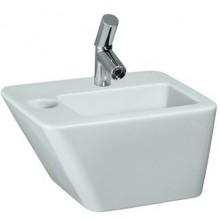 LAUFEN IL BAGNO ALESSI DOT umývátko 450x330mm s otvorem, s přepadem, bílá LCC