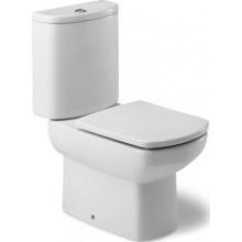WC kombinované Roca odpad vodorovný Dama Senso  bílá-maxiClean