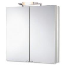JOKEY BELALU zrcadlová skříňka 65x15,5x72,5cm hliník
