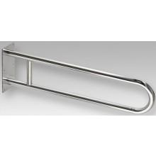 AZP BRNO REHA podpěrné madlo 900x100x250mm, tvar U, lakovaná ocel, bílá