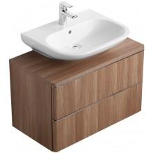 Nábytek skříňka pod umyvadlo Ideal Standard SoftMood 800x440x475 mm ořech