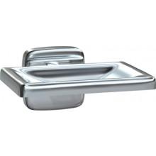AZP BRNO 9003 držák na mýdlo, pro připevnění na stěnu, nerez