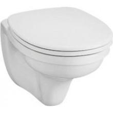 WC závěsné Villeroy & Boch odpad vodorovný Amica  bílá alpin ceramicplus