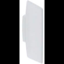 GEBERIT dělící stěna pro pisoáry 44x9,6x74cm, bílá